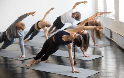 Kickstart Din Rejse Gennem Yogaens Vidunderlige Verden